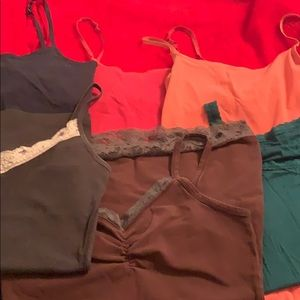 Lot of 6 tops